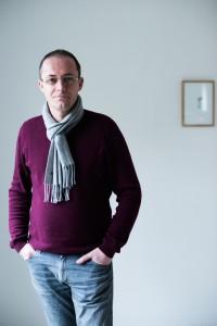 Michaël Cheneau créateur de la galaerie MICA