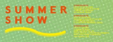 Exposition Summershow 2015