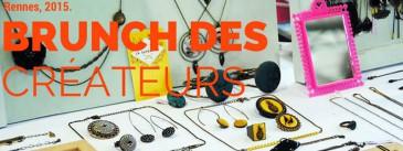 Le Brunch des Créateurs 2015 à Rennes