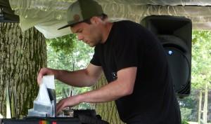 DJ Bre.Tone au château d'Apigné