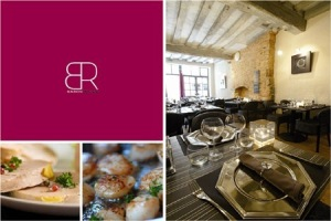 Restaurant français de Rennes, le baron rouge