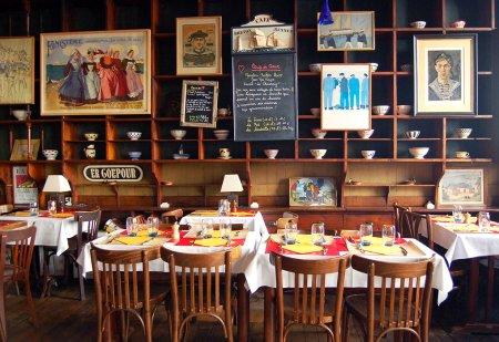 Le café breton à Rennes