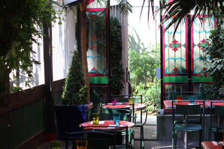 Le café des bricoles à Rennes