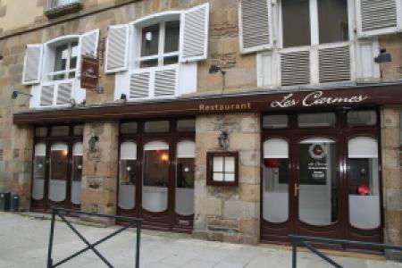 Les carmes, restaurant de Rennes