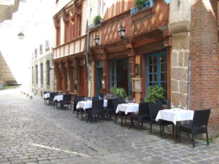 Restaurant Saint-Sauveur à Rennes