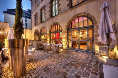 Terrasse du Carré @LeCarré