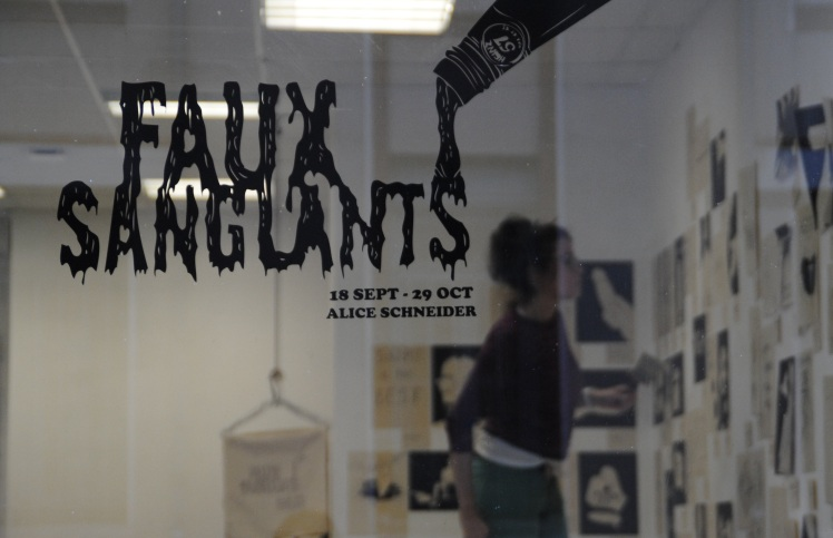 Exposition Faux Semblants à la galerie DMA de Rennes