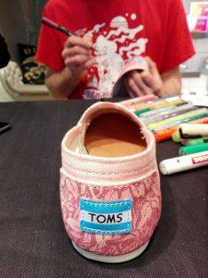 Posca Brez pour Tom's