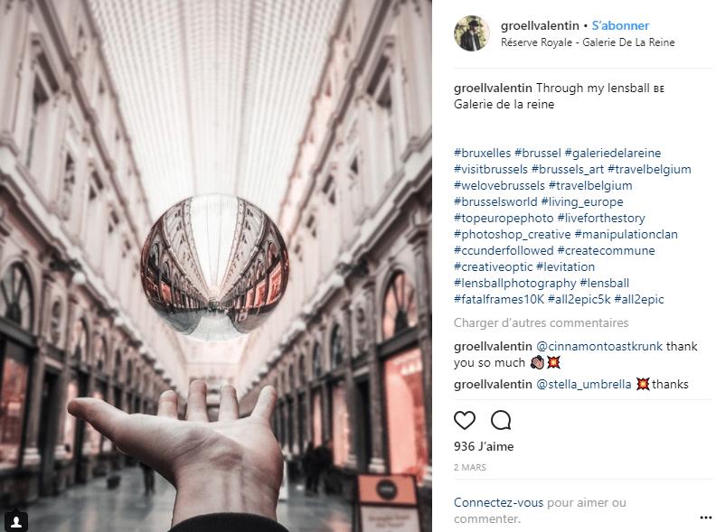 Valentin Groell photographe à Rennes